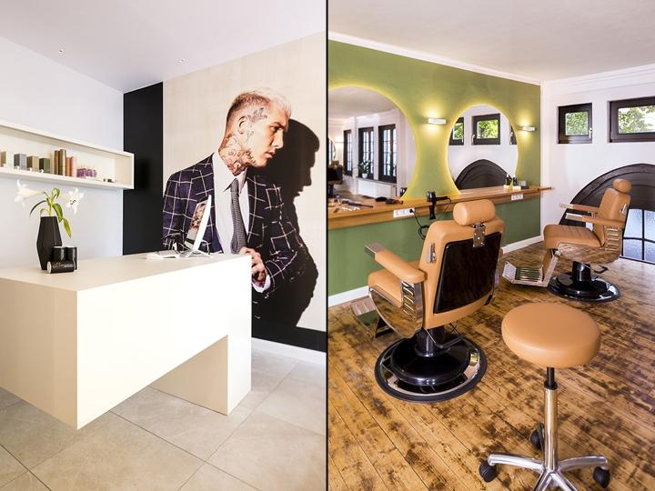 Harisis hairdressing salon lippstadt germany retail for Kitzig lippstadt