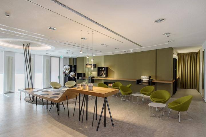 Ihk potsdam retail design blog for Design hotel brandenburg