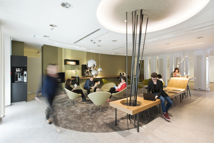 Ihk potsdam office by bvdm architekten potsdam germany for Designhotel potsdam