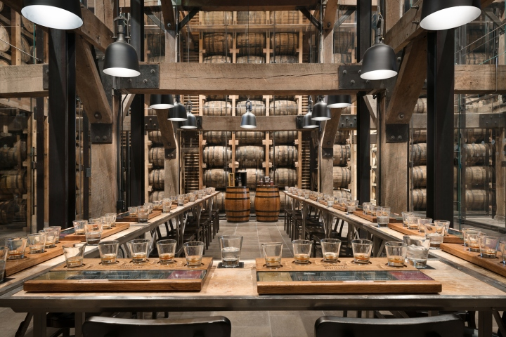 Most Who Have Visited A Distillery Know That Entering An Active Barrel  House Is A Profound Olfactory Experience. Over A Period Of Five Or More  Years, ...