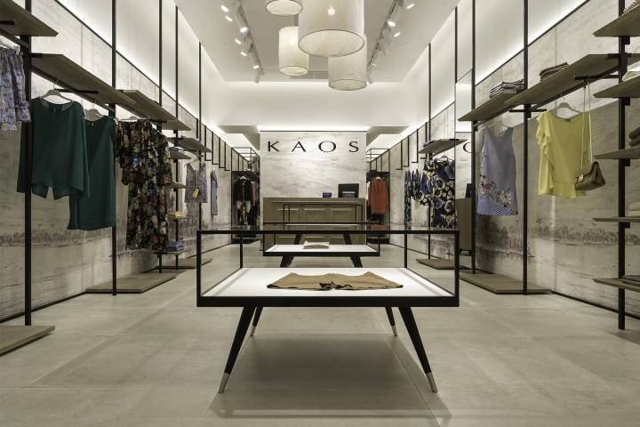 佛罗里达KAOS旗舰店设计