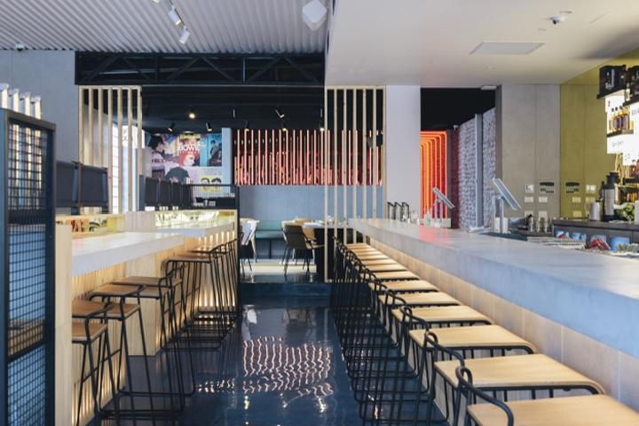 Lazy Su Restaurant By BrandWorks Canberra Australia
