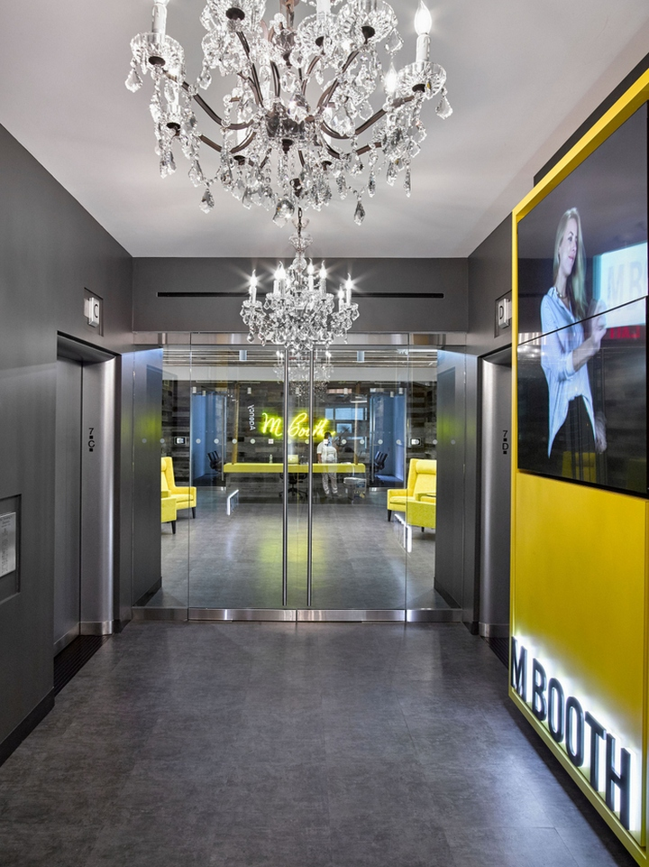 M Booth Offices By Spector Group New York City 187 Retail
