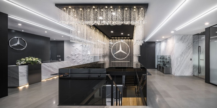 Mercedes Benz Quebec >> » Mercedes-Benz Thailand Headquarters by pbm, Bangkok – Thailand