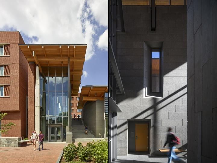 187 New College House By Bohlin Cywinski Jackson