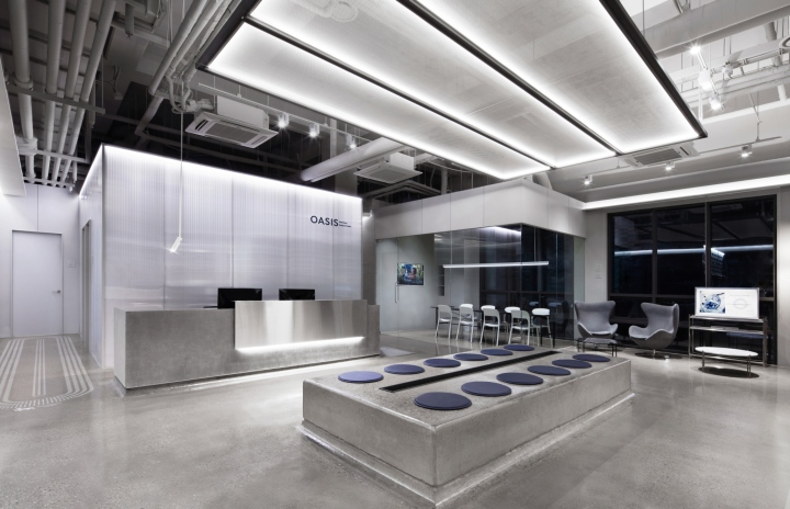 Oasis Veterinary Surgical Center By Betwin Space Design