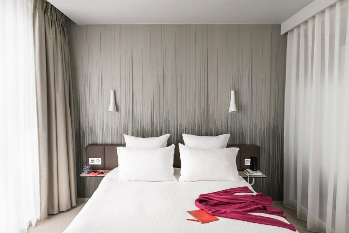 Okko Hotel Interior By Patrick Norguet  Porte De