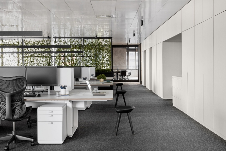 pdg offices by studio tate melbourne australia retail