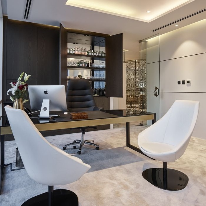 Small Office Interior Design: » Rent Bed Space Office Design Dubai By Galaxy Interior