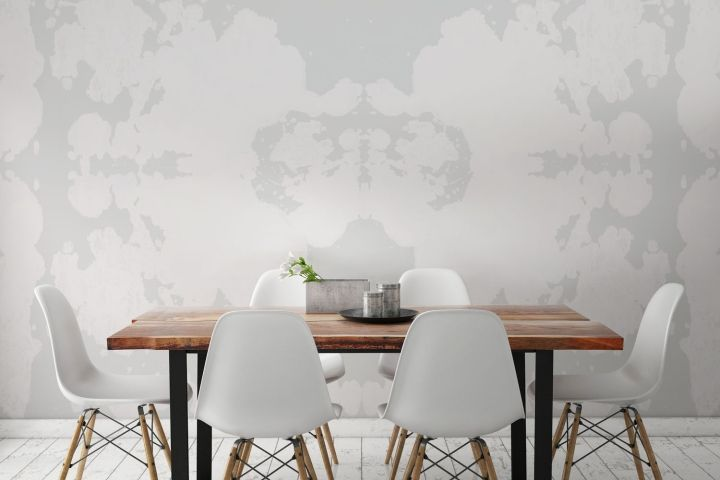 Rorschach realm wallpapers by naomi cleaver murals for Designer wallpaper mural