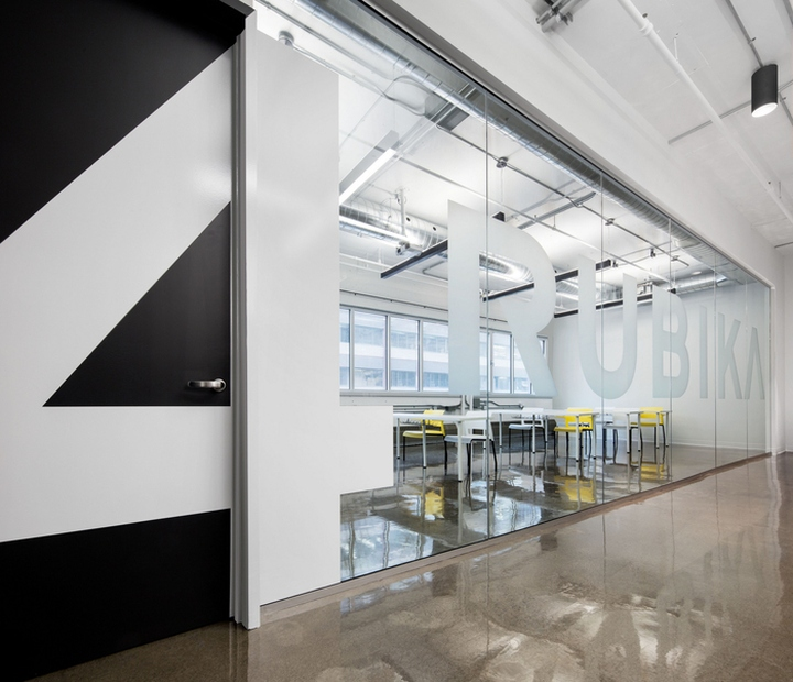 Kitchen Lighting Montreal: Rubika Offices By Inside Studio, Montreal