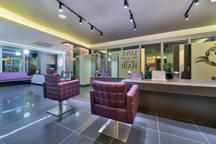 S4 spa salon by pristine design studio bangalore india for Luxe decor llp