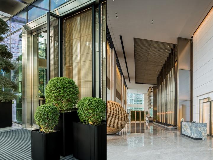 u00bb shenzhen marriott hotel nanshan by ccd  u2013 cheng chung design  shenzhen  u2013 china