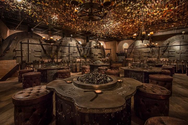 The Iron Fairies Underground Bar By Ashley Sutton