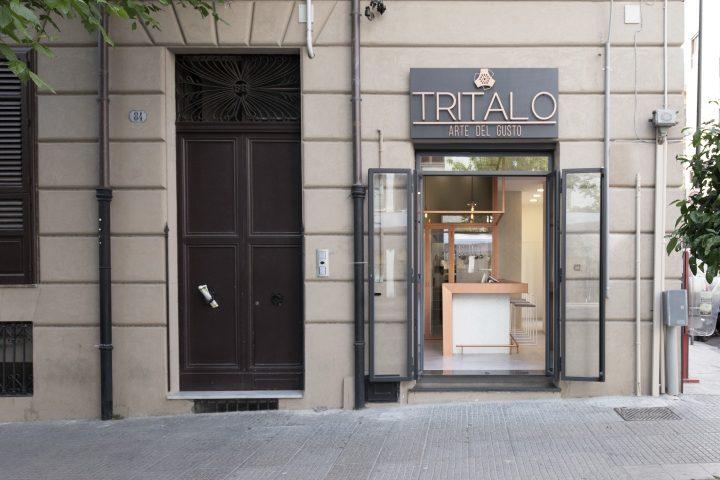 Tritalo restaurant by studio didea palermo italy for Design hotel palermo