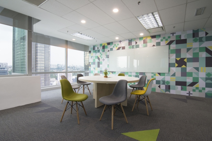 Veeam Software office by Raw Design Consultants, Kuala Lumpur ...