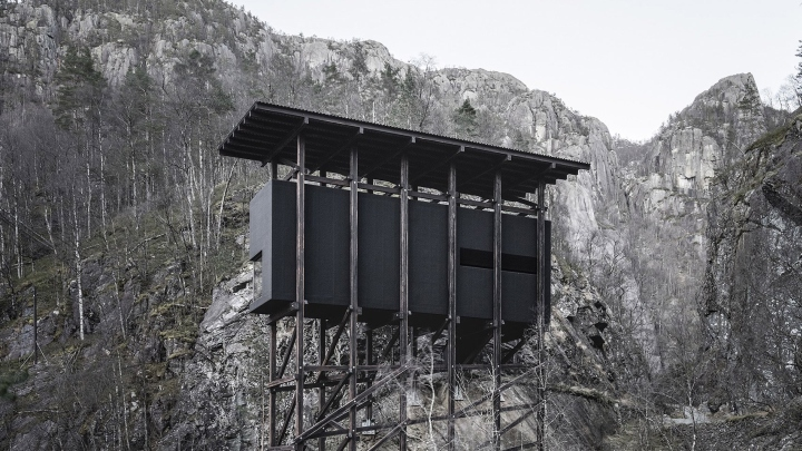 187 Zinc Mine Museum By Peter Zumthor In Aldo Amoretti S