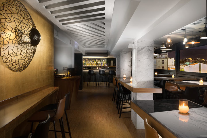 A for athens hotel and apartments by dip architects for Design hotel athens
