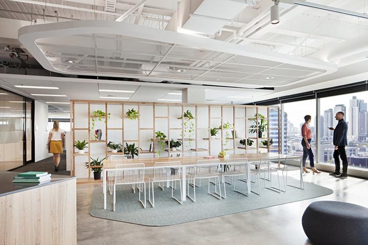australia office culture