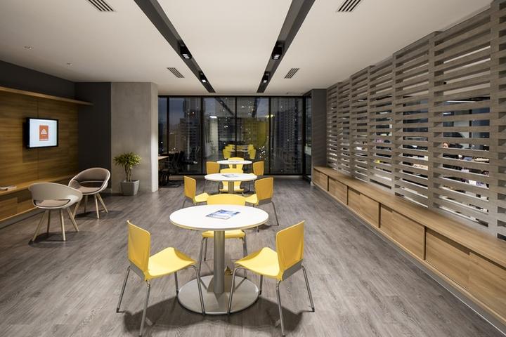 Amarilo Office By Aei Arquitectura E Interiores Panama