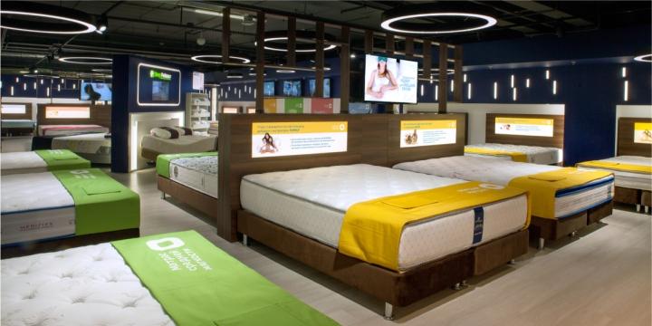 Askona store by Weavers, Moscow / Krasnodar – Russia » Retail Design ...
