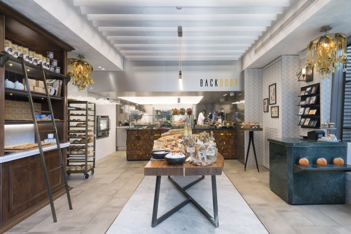 """""""Back-Door"""" Bakery was uniquely formulated in a concept of a Thai bakery  and a part of the famous Thai restaurant – NITHAN THAI in Tel-Aviv. bb04b60705"""