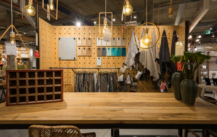 Attrayant The Storeu0027s Centerpiece Is The U201cBetili Studiou201d Where Customers Can Take An  Active Part In Designing Various Furniture, Selecting Finishing Materials  And ...