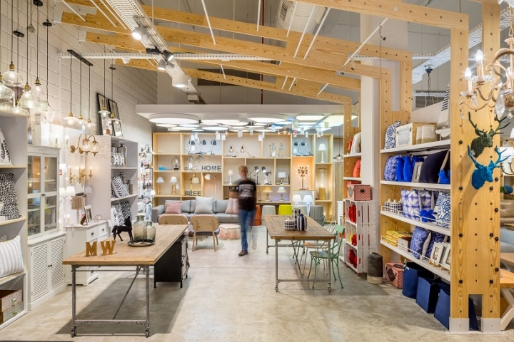 Development Of A New Design Concept For The Largest Home Design Retail  Chain In Israel. The Design Emphasizes The Size Of Betili And Its  Leadership In The ...