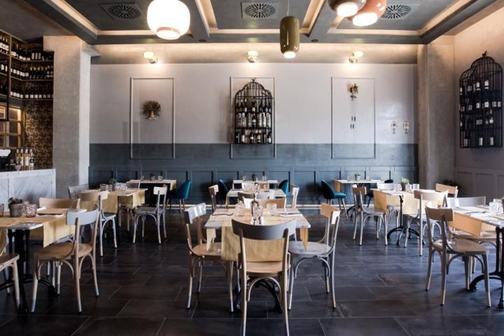 Bradoburger Is A High Quality Meat Restaurant Based In Naples The Concept Of Place Transparency Kitchen Butchershop And Delicatessen Are Front