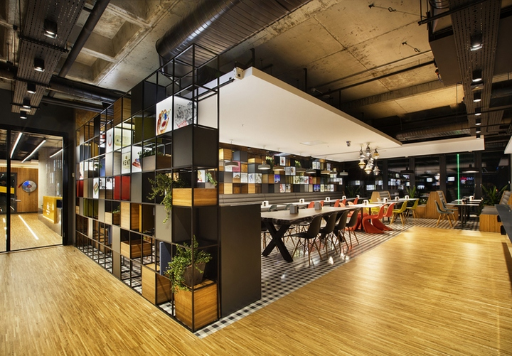 187 British American Tobacco Office By Bakırk 252 Re Architects