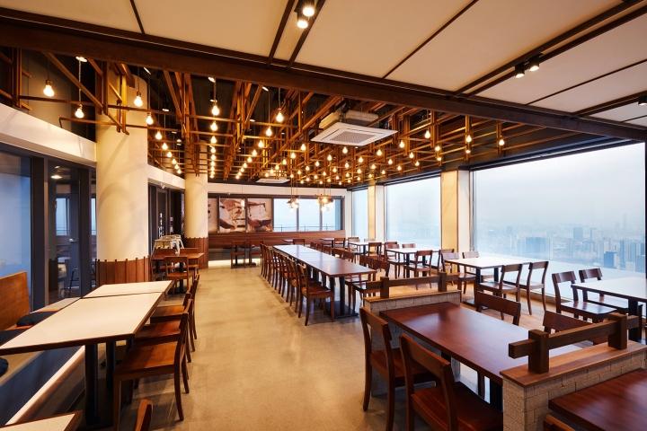 69211e4e9d98 Cheil Jemyunso restaurant by CJ Foodville