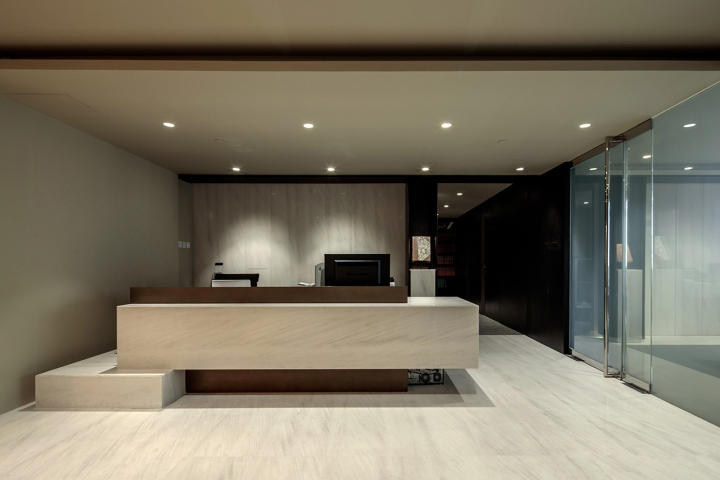 des voeux chambers by plot architecture office central hong kong