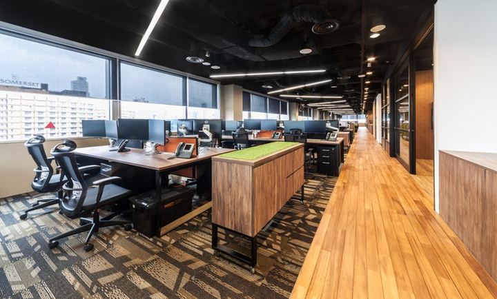 Homeaway Offices By Osca Singapore 187 Retail Design Blog