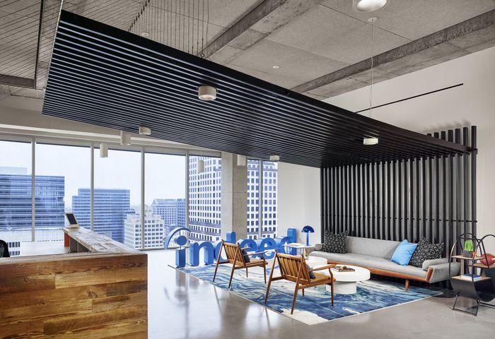 Indeed Downtown Offce By Stg Design Austin Texas Retail Design Blog