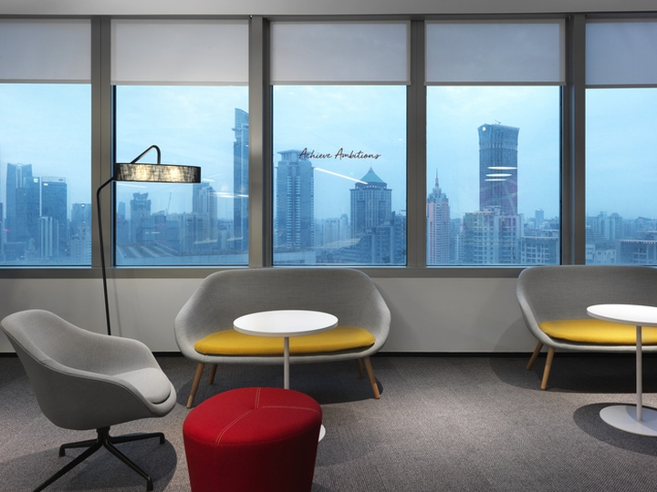Jll office by ida workplace strategy shanghai u2013 china