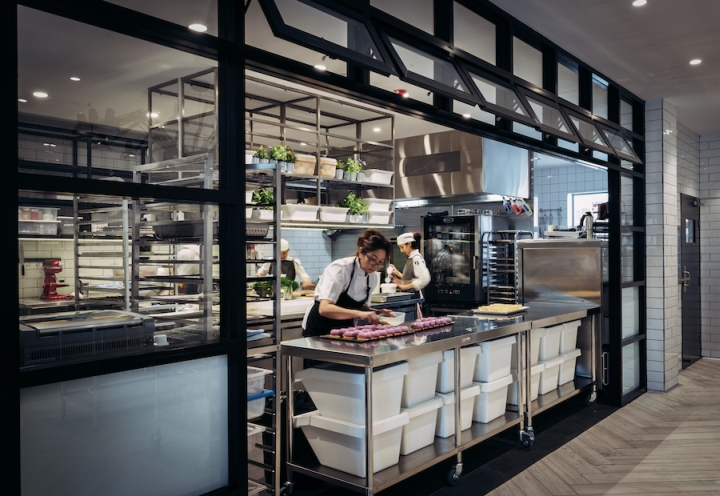 Koi Kitchen By Loopcreative Sydney Australia Retail Design Blog