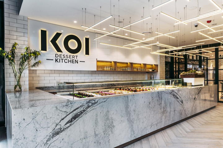 Koi Kitchen By Loopcreative Sydney Australia