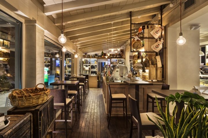 wine bar » Retail Design Blog