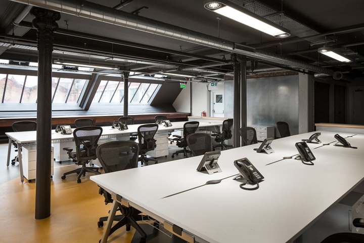 love creative offices by studio néo manchester uk