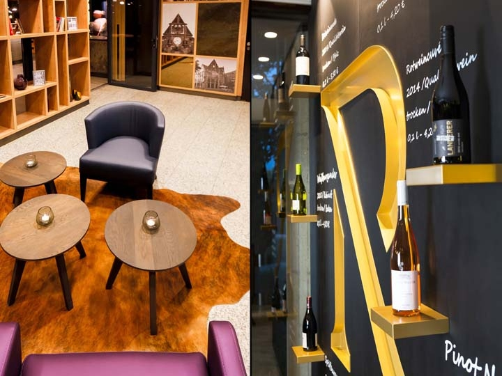 Mercure hotel bar dortmund by kitzig interior design for Designhotel dortmund