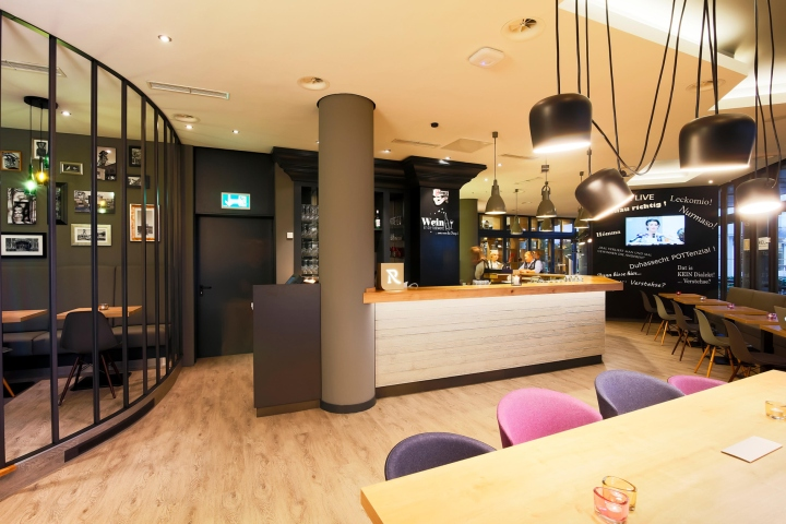 mercure hotel bar dortmund by kitzig interior design dortmund germany. Black Bedroom Furniture Sets. Home Design Ideas