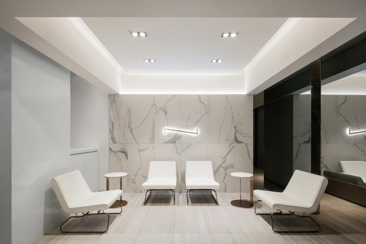 187 N Dental Clinic By Quaddesign Seoul Korea
