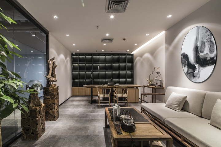 Incredible Ouallin Clothing Office And Showroom By Bernard Space Design Download Free Architecture Designs Scobabritishbridgeorg