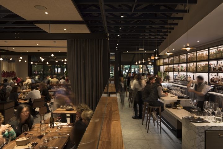 Pausa Restaurant And Bar By Ccs Architecture San Mateo