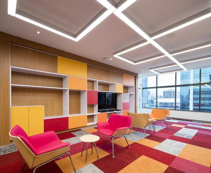 Pwc Offices By Aei Arquitectura E Interiores Panama
