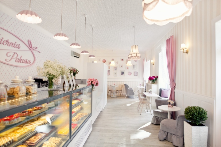 Pokusa Cake Shop By Ofisovnia Mielec Poland Retail
