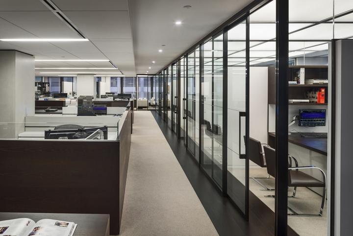 Office in Seagram Building