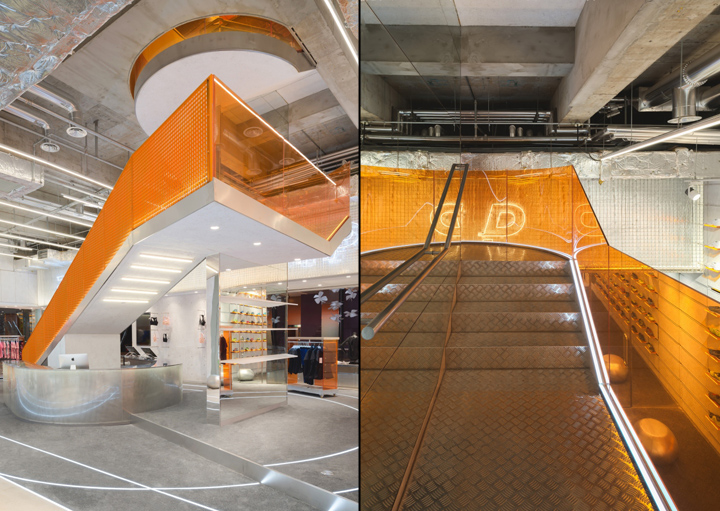 Runner Camp Store By Prism Design Shanghai China