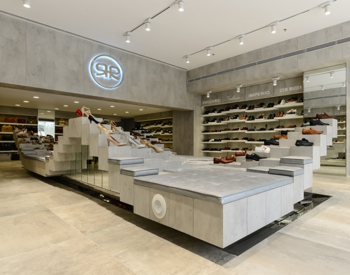 Regal Shoes store by NUDES, Mumbai – India
