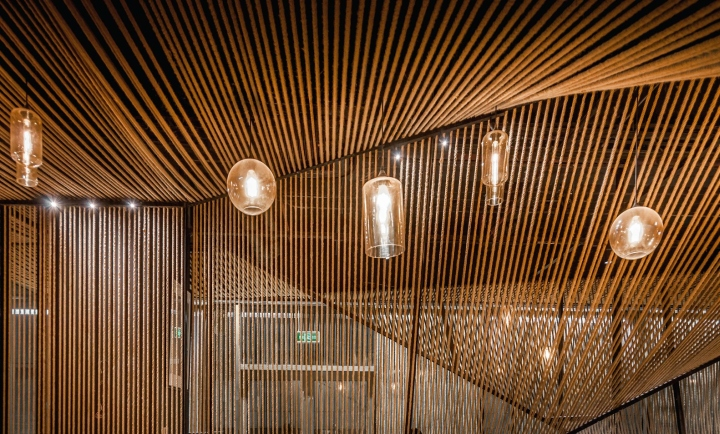 Rope Wave Office By Usual Studio Ten Arch Shanghai